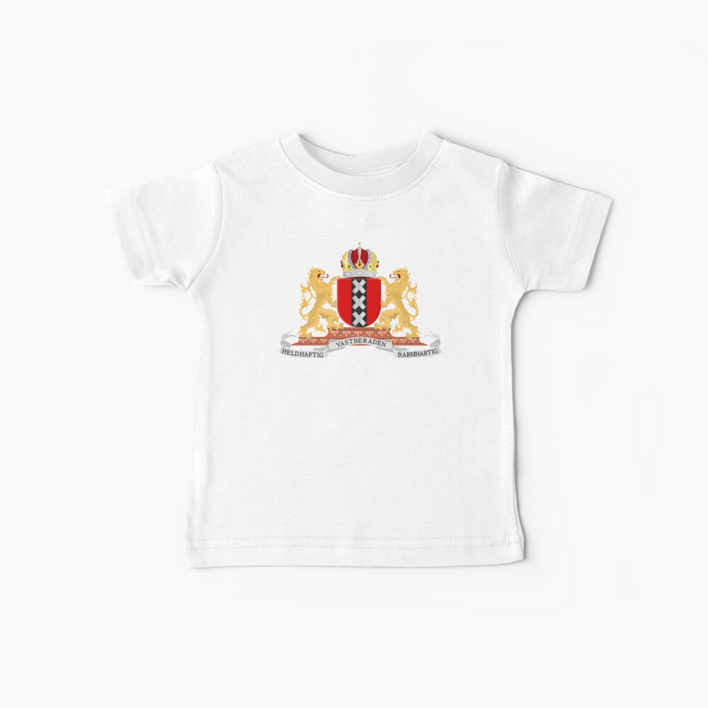 Amsterdam coat of arms Baby T-Shirt