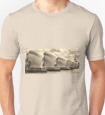 Thames Barrier Unisex T-Shirt
