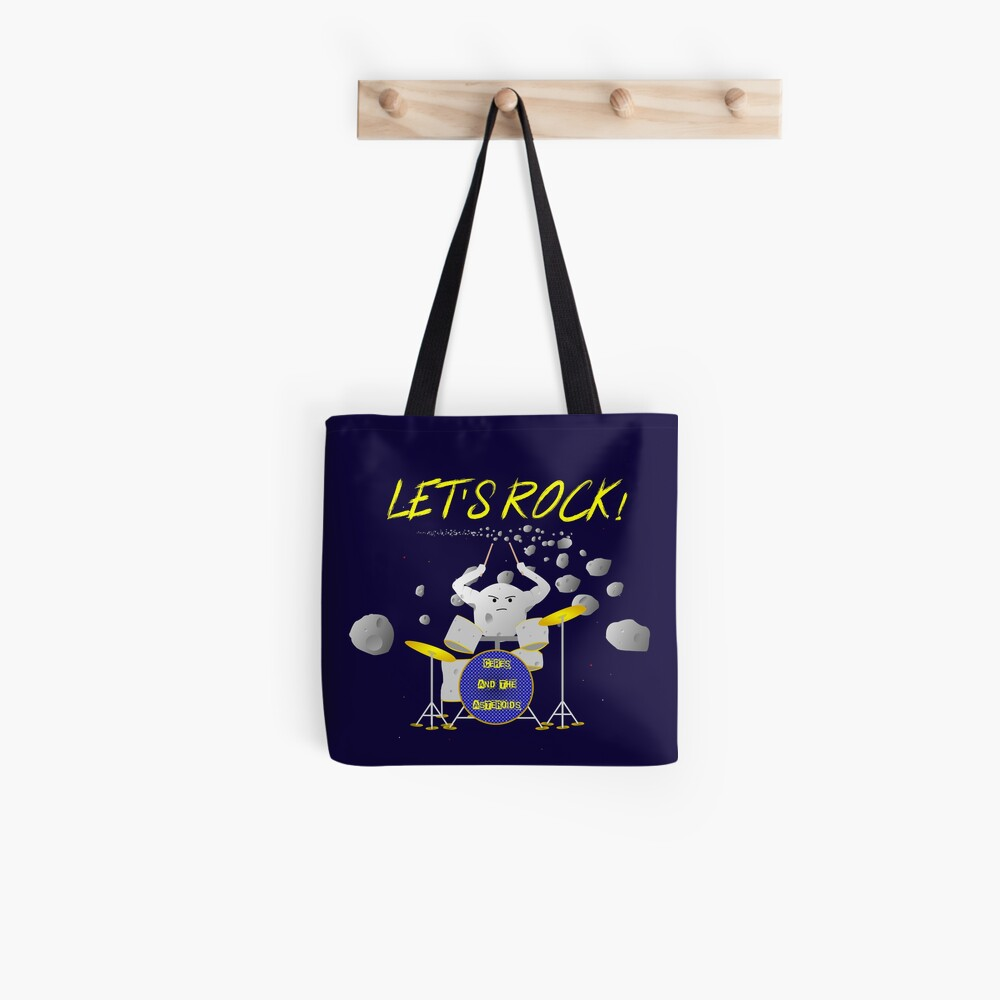 Let's rock with Ceres and the asteroids Tote Bag