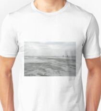 Walking in the middle of nowhere T-Shirt