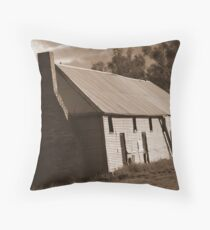 Shearer's Quarters, Tocumwal, Australia Throw Pillow