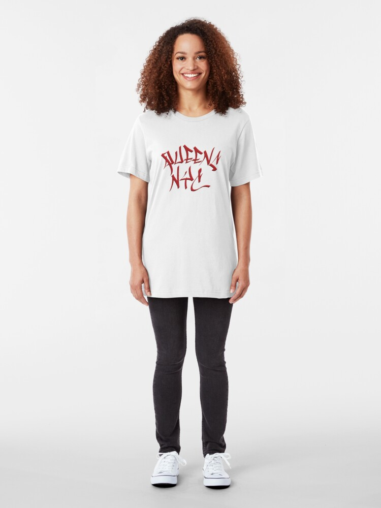 Alternate view of Queens NYC Slim Fit T-Shirt