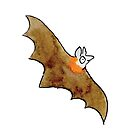 Grey-headed Flying Fox - Raising funds for Bat Conservation and Rescue Qld. Inc. by Paula Peeters