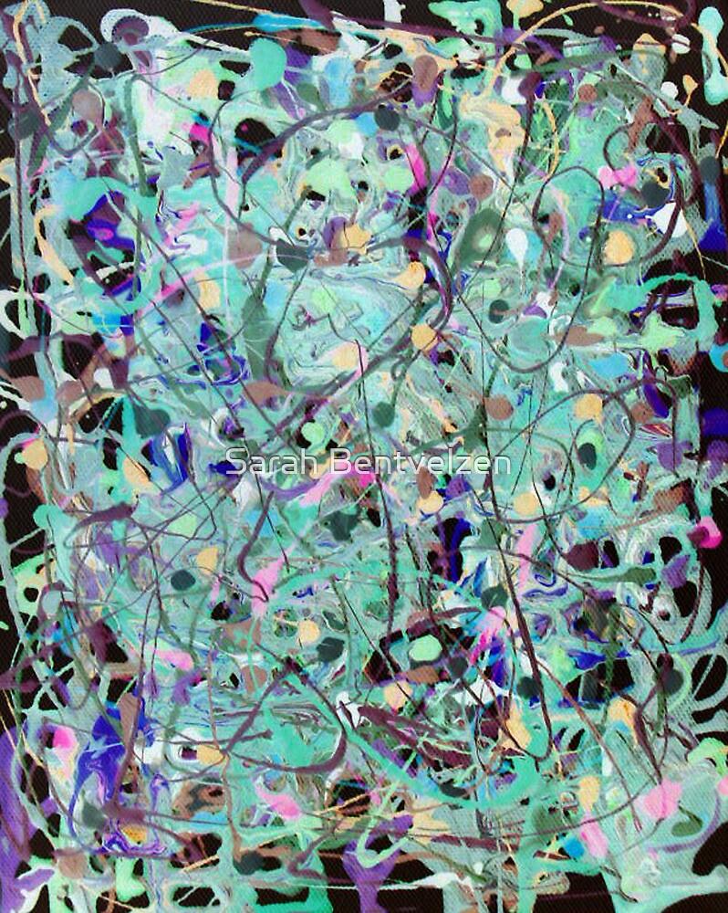 Tuesday Inverted by Sarah Bentvelzen