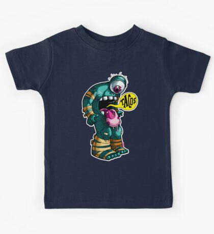 My Whole Body Wants Tacos Kids Clothes