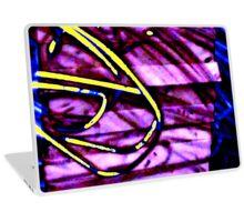 envelope boxes abstract Laptop Skin