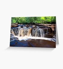 Water, Water,Water Everywhere Greeting Card