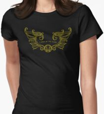 I Open at the Close - Gold Version Womens Fitted T-Shirt