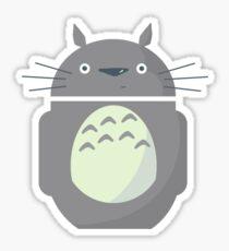 My Neighbor Totoroid Sticker