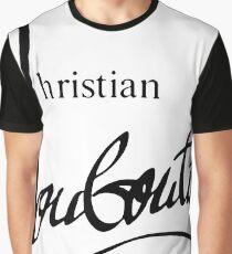 d4c9a07b4b1 Christian Louboutin T-Shirts | Redbubble