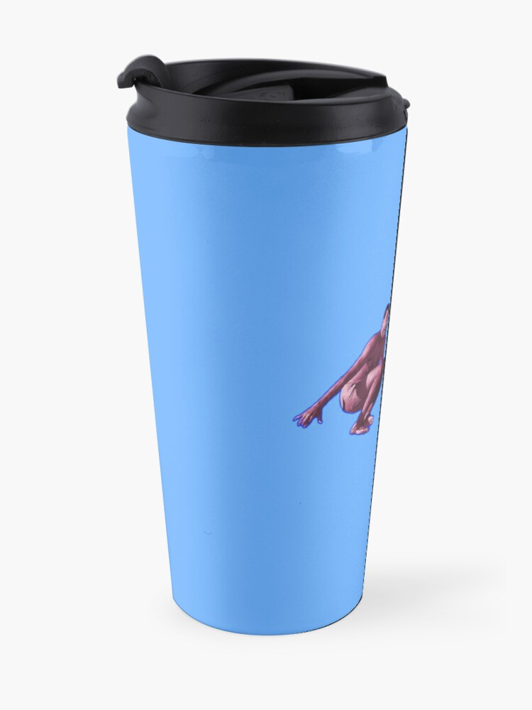 Alternate view of WAIT WHAT? Travel Mug