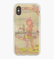 Steampunk Marionette iPhone Case
