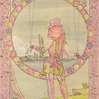 Steampunk Marionette by Karen  Hallion