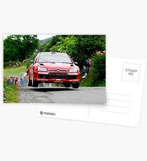 Donegal Flyer Postcards