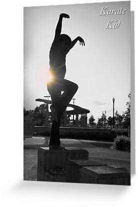 Karate Kid by JpPhotos