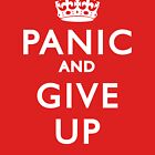 PANIC! by stuartm65