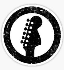 Stratocaster 70s Headstock Sticker
