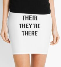 Minifalda Ellos - ellos estan - ahi