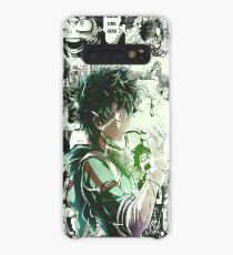 Midoriya Izuku My Hero Academia Case/Skin for Samsung Galaxy