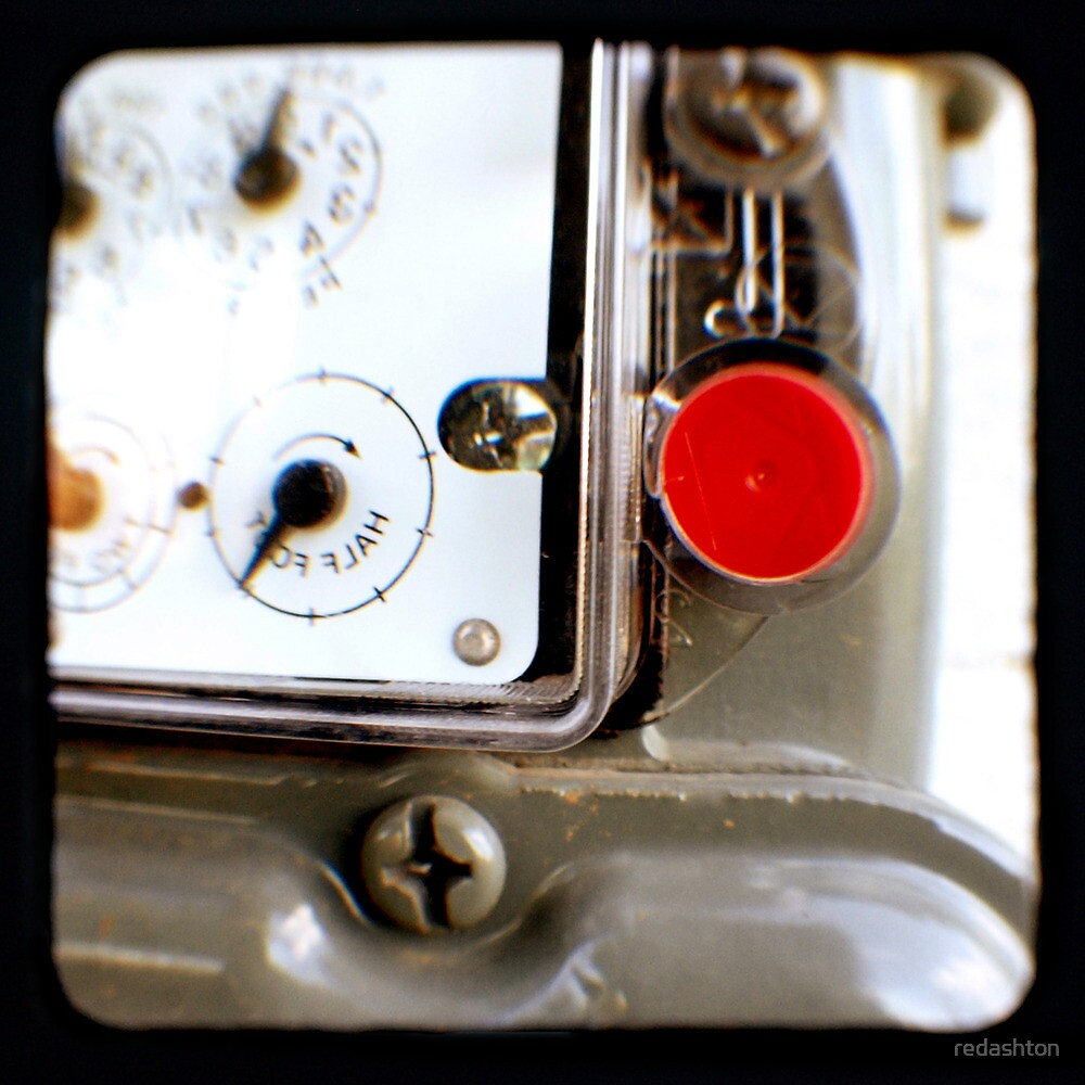 Waste Not Want Not - Gas Meter by redashton