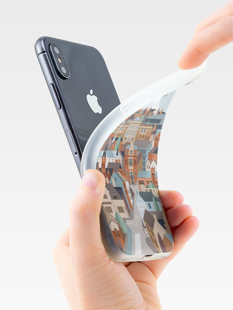Alternate view of Harborne iPhone Case & Cover