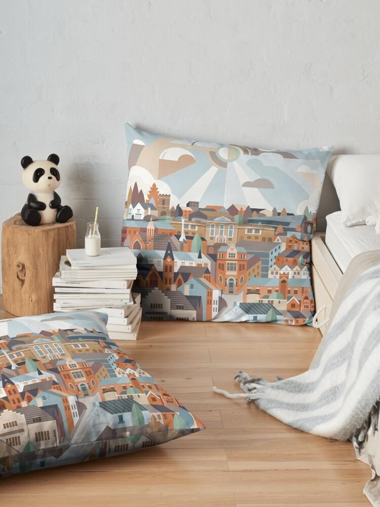 Alternate view of Harborne Floor Pillow