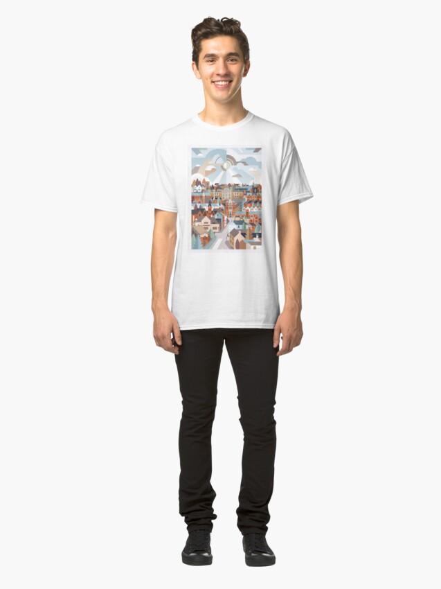 Alternate view of Harborne Classic T-Shirt