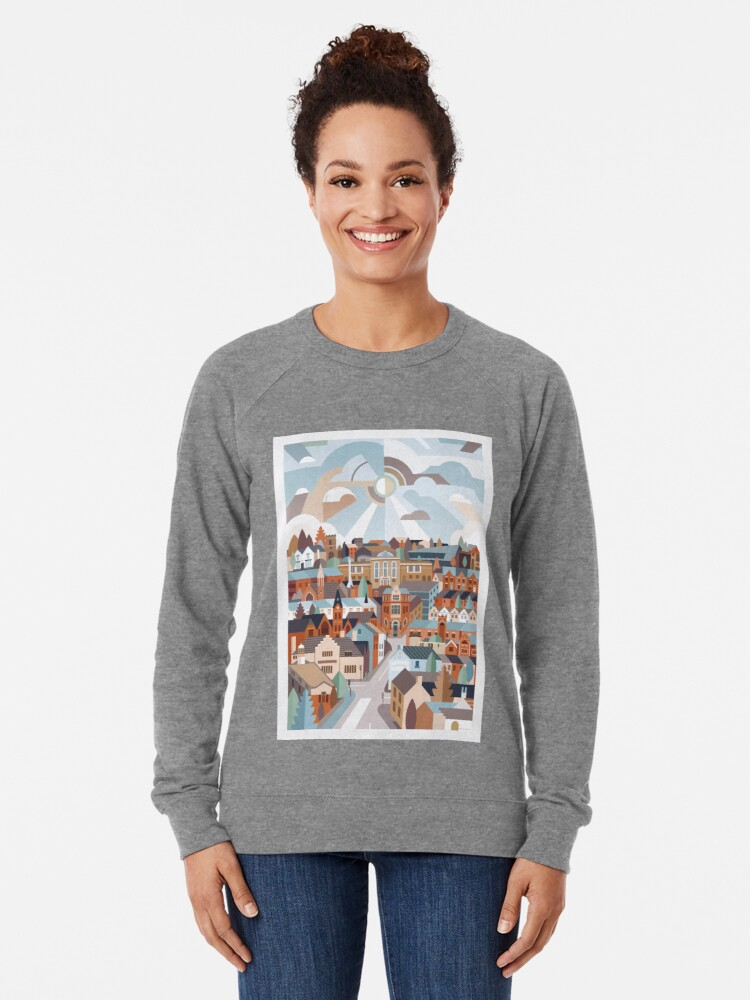 Alternate view of Harborne Lightweight Sweatshirt