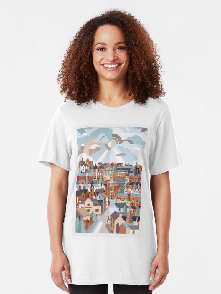 Alternate view of Harborne Slim Fit T-Shirt