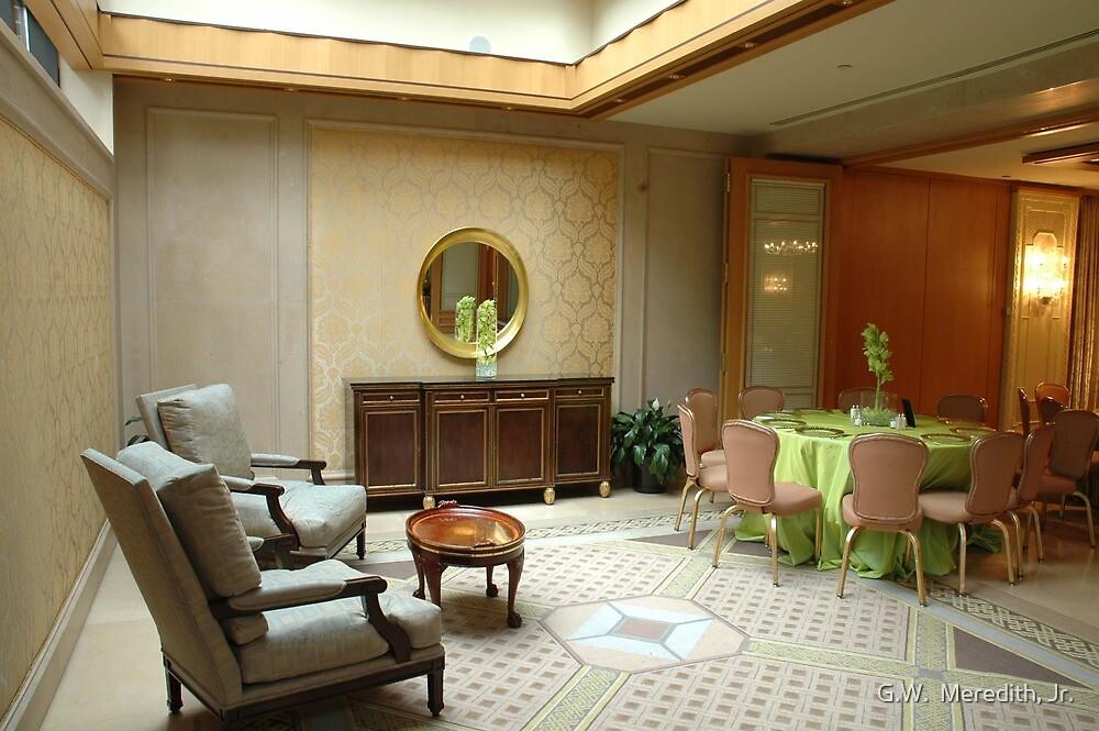 4 Seasons Hotel, Washington DC by G.W.  Meredith, Jr.