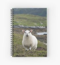 The prettiest sheep Spiral Notebook