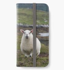 The prettiest sheep iPhone Wallet/Case/Skin