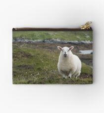 The prettiest sheep Zipper Pouch