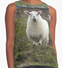 The prettiest sheep Sleeveless Top