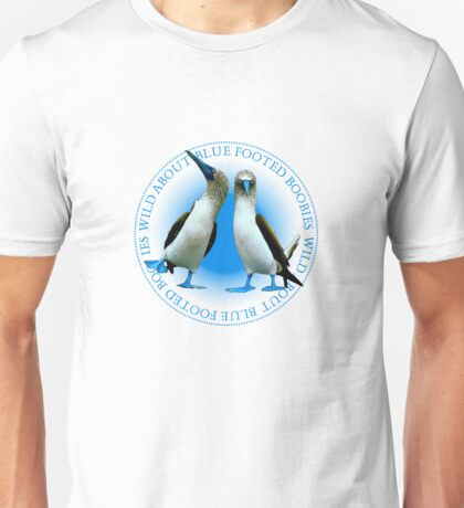 Blue Footed Boobies T-Shirt