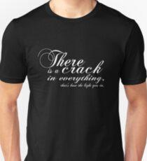 leonard black Unisex T-Shirt