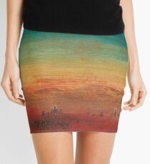 """The """"Uninhabited"""" Planet Mini Skirt"""