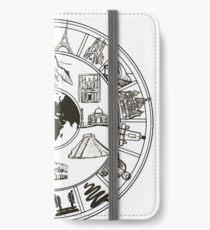 Globetrotter iPhone Wallet/Case/Skin
