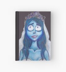 Corpse Bride Hardcover Journal
