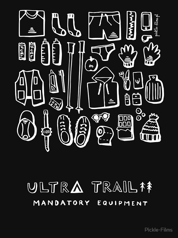 Ultra Trail - Mandatory Equipment by Pickle-Films
