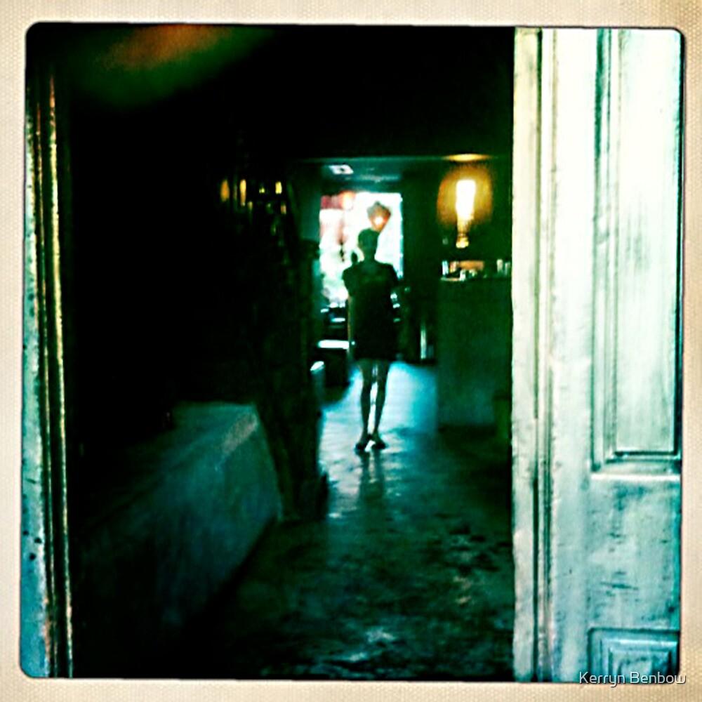 Doorway by Kerryn Benbow