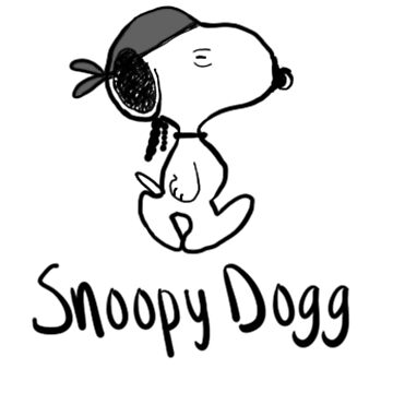 Snoopy Dogg by Dianamorg9462