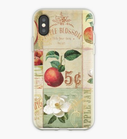 Apple Blossoms I iPhone Case