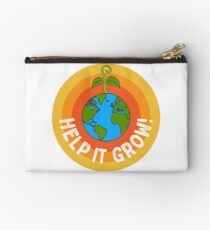Help it Grow! Zipper Pouch