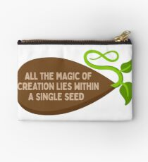 Seed of Creation Zipper Pouch