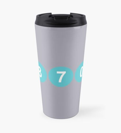 78701 Austin Zip Code Travel Mug