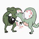 Dino Hochzeit  von TuuliTuule