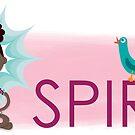 SPIRIT by qwirkywirks