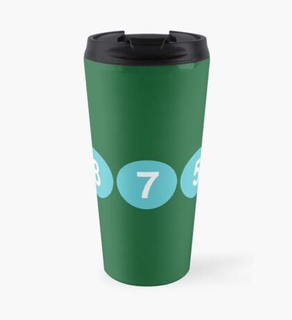 78752 Austin Zip Code Travel Mug