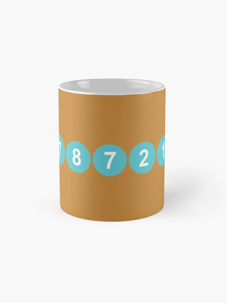Alternate view of 78721 Austin Zip Code Mug